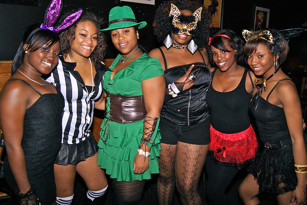 The Official EMU Halloween Party | Mean$wag Promotions
