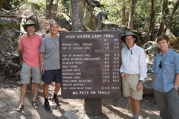 John Muir Trail - 2013