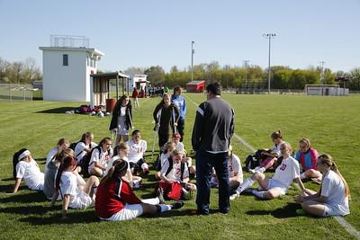 Girls JV Soccer - 5/8/2017 Ravenna