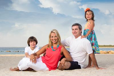 The Campbell Family Panama City Beach 2015 - Sun Fun Photo