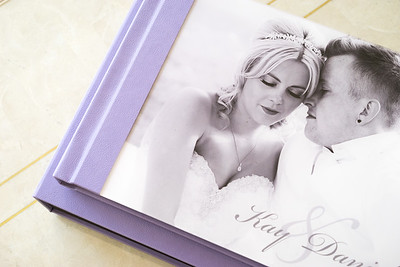 14 x 10 Wedding Album Acrylic Cover