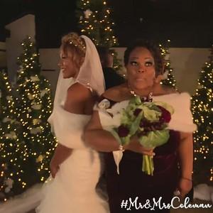 #Mr&MrsColeman