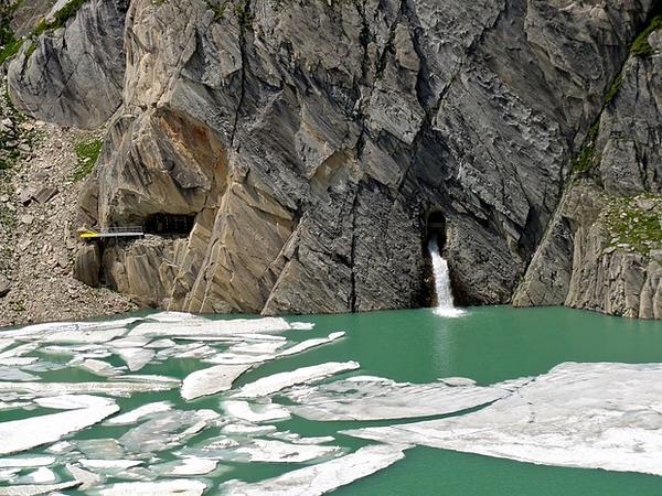 Sfundau lake. Source: flickr
