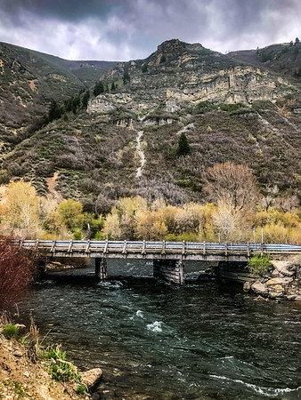 Lower Provo River, Utah