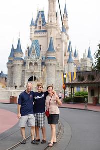 Champions at Walt Disney World