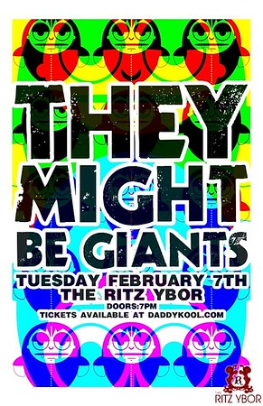 They Might Be Giants February 7, 2012
