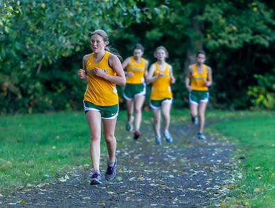 Set two: High School Girls Cross Country Nisqually 2 Meet 10/02/2018