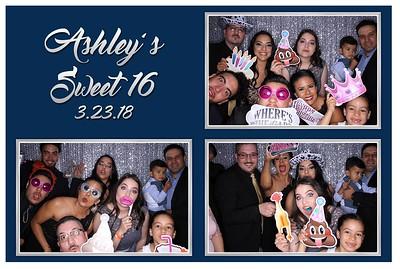 Ashley's Sweet 16th