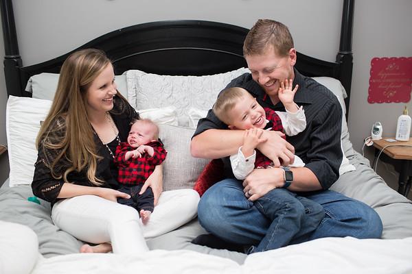 Andrew & Emilie's Family
