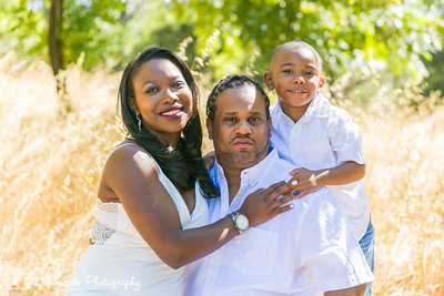 Chris & Danette's Family/Engagement Photoshoot