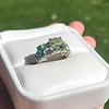 2.10ct Art Deco Peruzzi Cut Diamond Ring, GIA W-X SI2 27