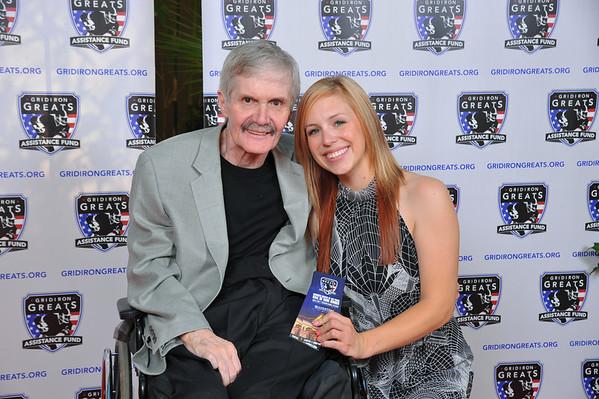 2014 Vegas Gridiron Greats Hall of Fame Event