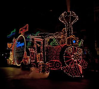 Disney's Main Street Electrical Parade - Walt Disney World