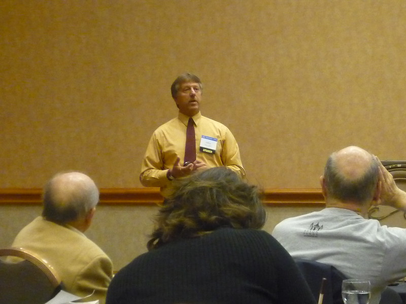Jeff Basalla spoke on the IRS Collection Process