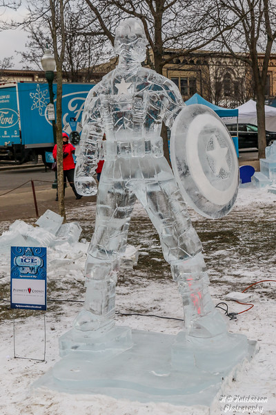 Plymouth Ice Festival 2017