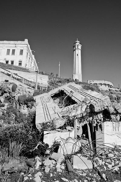 Alcatraz Rubble