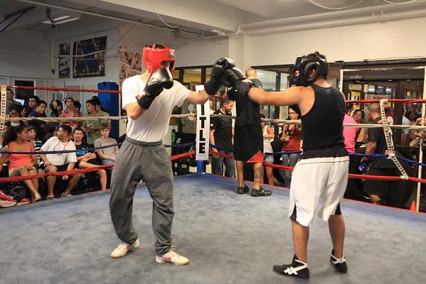 Fight #9 Boxing thump vs thump