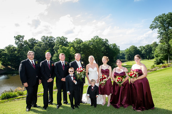 Herget - Wedding Party