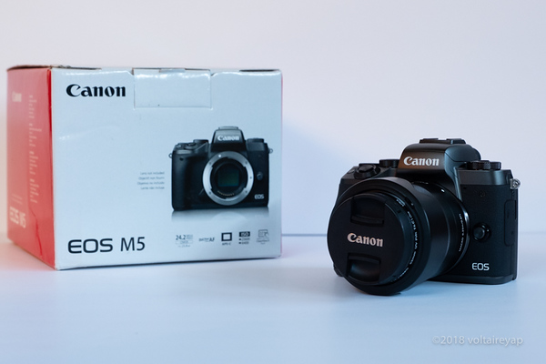 Canon M5 System For Sale