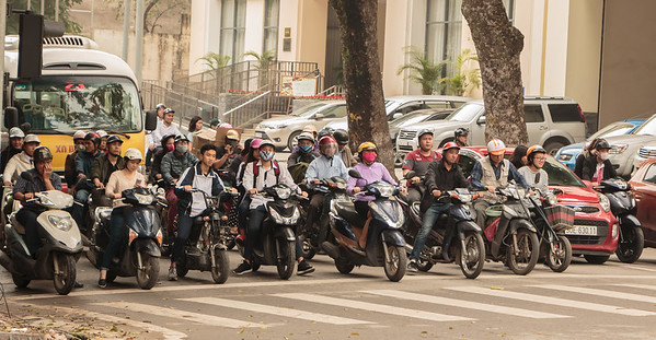Vietnam-Sights of Hanoi