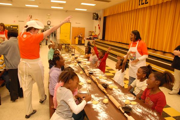 American Pie Festival @ Ivey Lane Elementary 4-16-08