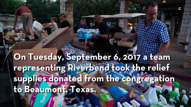 Riverbend helping Beaumont Texas