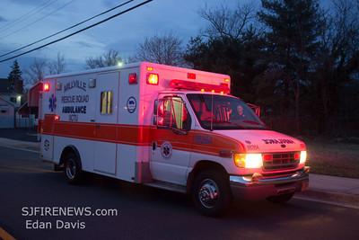 04/14/2014, MVC, Millville, Cumberland County NJ, S. 3rd St.