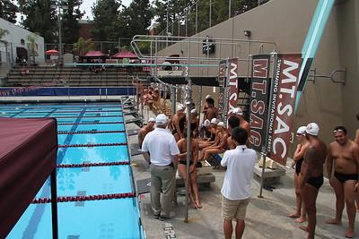 PCC Swim Conference Day 1 Finals Temp