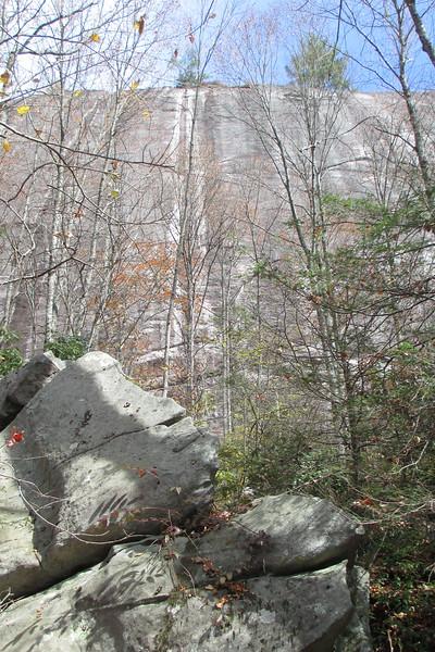 Great Wall Trail - 3,720'