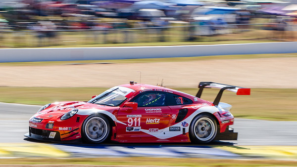 Friday - Qualifying and Michelin Race