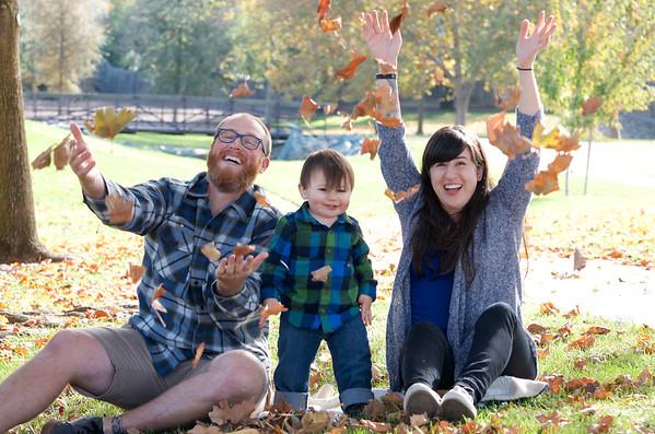 Jackson, Mom & Dad