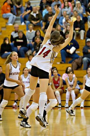 Varsity Girls Volleyball vs Fairfield