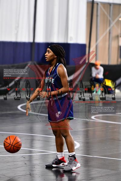 Colonial Forge (VA) Girls Varsity Basketball 12-13-19 | She Got Game