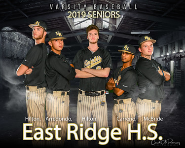 East Ridge Varsity Baseball