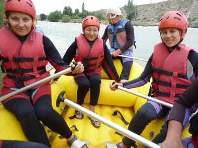 20100725 Rafting