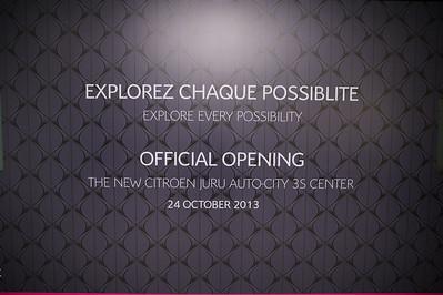 20131024 Citroen Juru Launching fs