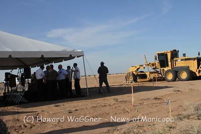 572 Groundbreaking 8-2-2012
