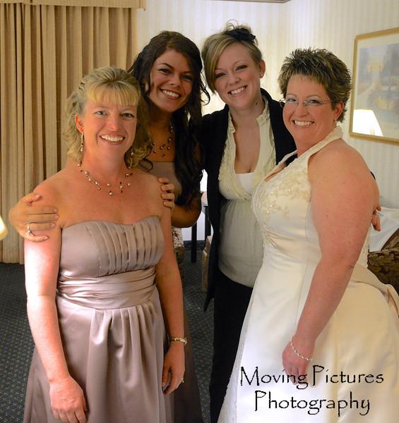 Bride's helpers