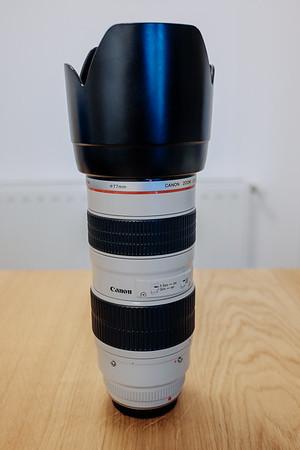 Canon 70-200mm f2.8 Full-Frame EF L USM