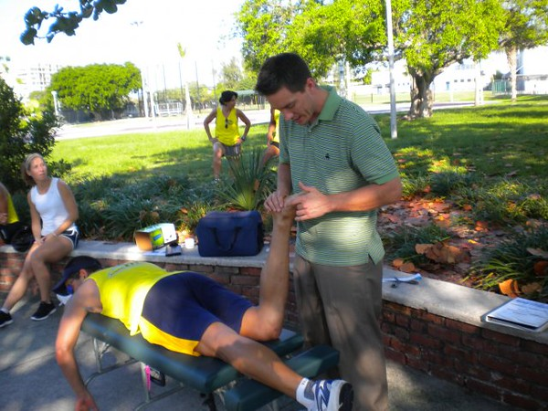 Injury Prevention Seminar1 with Dr. Kevin Christie Part Two
