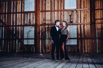 Travis & Makayla | Poolesville Prom 2019