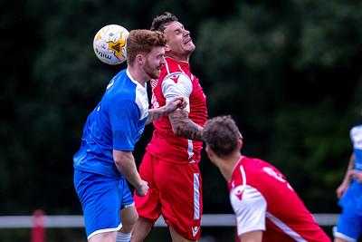Highgate FC vs AFC Wulfrunians FA Cup Preliminary Round 11th Aug 2018