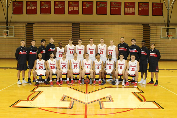 Men's Basketball 2018-19 Picture Day