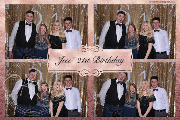 Jess 21st Birthday