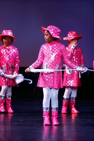 Dance Center Recital 6/1/08 Singing in the Rain