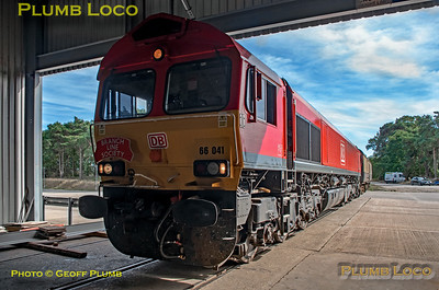 "BLS ""The Breckland Freighter"", 14th September 2019"