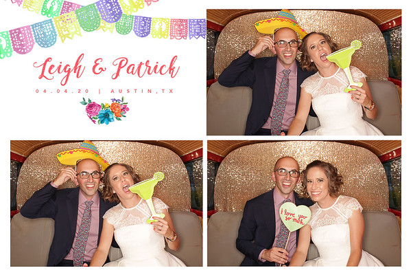 Leigh & Patrick's Wedding