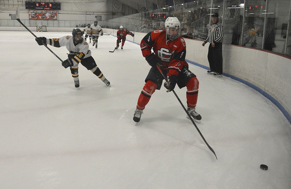 PHOTO GALLRY: Central Catholic at Andover hockey
