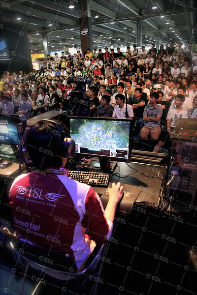 Intel Extreme Masters Global Challenge Guanzhou 2011
