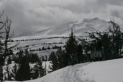 Oregon Ski Trip